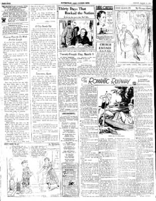 The Courier News from Blytheville, Arkansas on March 9, 1934 · Page 4