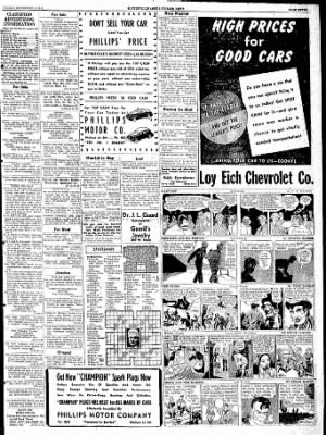 The Courier News from Blytheville, Arkansas on November 3, 1944 · Page 7