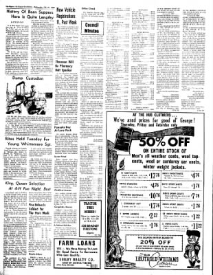 The Algona Upper Des Moines from Algona, Iowa on February 21, 1968 · Page 15