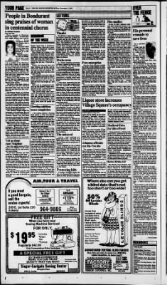 The Des Moines Register from Des Moines, Iowa on November 7, 1984 · Page 77