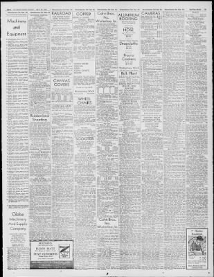 des moines register from des moines iowa on october 20 1946 page 56