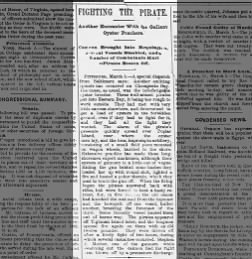 The Republic from Columbus, Indiana on March 5, 1884 · Page 1