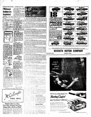 The Algona Upper Des Moines from Algona, Iowa on February 16, 1961 · Page 15