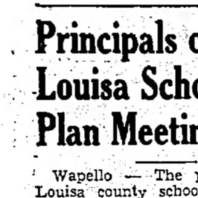 1937 Wapello Muscatine News Tribune 10.21.1937 -
