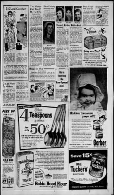 5036271b4 The Des Moines Register from Des Moines, Iowa on June 13, 1958 · Page 13