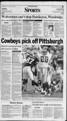The Des Moines Register from Des Moines, Iowa on January 29, 1996 · Page 17