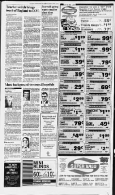 The Des Moines Register from Des Moines, Iowa on October 9, 1985 · Page 70