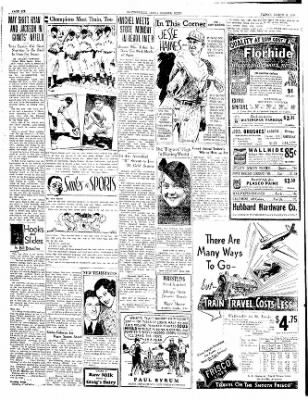 The Courier News from Blytheville, Arkansas on March 9, 1934 · Page 8