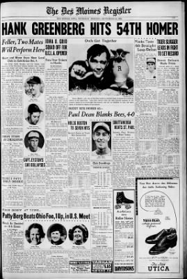 The Des Moines Register from Des Moines, Iowa on September 22, 1938 · Page 7