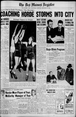 The Des Moines Register from ,  on December 28, 1938 · Page 7