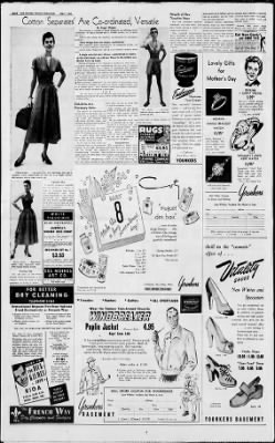 219702a01 The Des Moines Register from Des Moines, Iowa on May 1, 1949 · Page 44