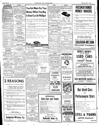The Courier News from Blytheville, Arkansas on April 1, 1949 · Page 14