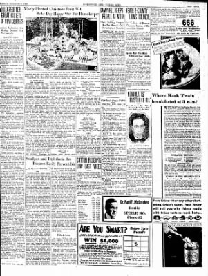 The Courier News from Blytheville, Arkansas on December 9, 1930 · Page 3