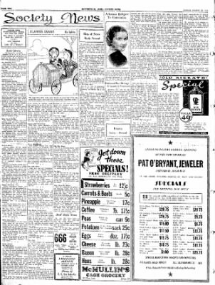The Courier News from Blytheville, Arkansas on March 18, 1938 · Page 2