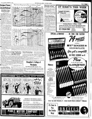 The Courier News from Blytheville, Arkansas on March 10, 1948 · Page 3