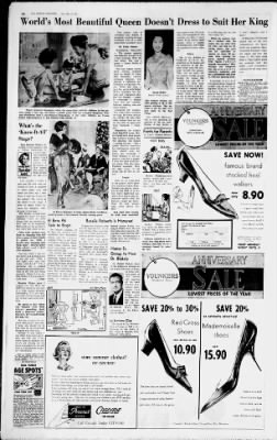 0e2ec2fa6 The Des Moines Register from Des Moines, Iowa on October 16, 1961 · Page 24