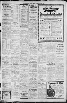 The Des Moines Register from Des Moines, Iowa on July 21, 1905 · Page 7
