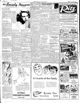 The Courier News from Blytheville, Arkansas on August 3, 1951 · Page 3