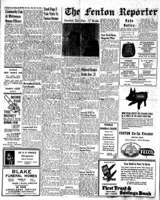 The Algona Upper Des Moines from Algona, Iowa on December 28, 1961 · Page 14
