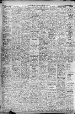 The Des Moines Register From Des Moines Iowa On March 30 1924