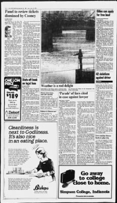 The Des Moines Register from Des Moines, Iowa on February 15, 1983 · Page 10