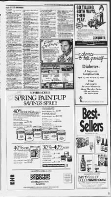The Des Moines Register from Des Moines, Iowa on April 8, 1987 · Page 85