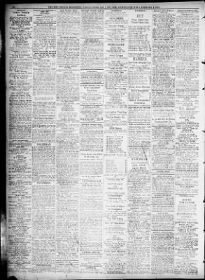 The Des Moines Register From Des Moines Iowa On April 1 1925 Page 14