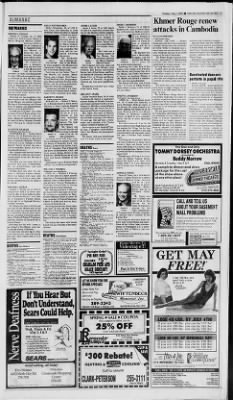 The Des Moines Register from Des Moines, Iowa on May 1, 1989 · Page 7