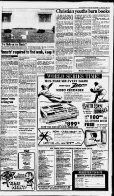 The Des Moines Register from Des Moines, Iowa on October 5, 1980 · Page 19