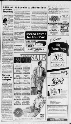 The Des Moines Register from Des Moines, Iowa on April 27, 1989 · Page 15