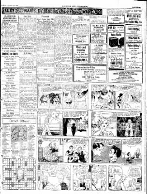 The Courier News from Blytheville, Arkansas on March 18, 1938 · Page 7