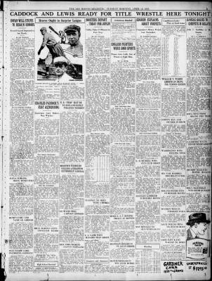 The Des Moines Register from Des Moines, Iowa on April 12, 1921 · Page 5