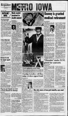 The Des Moines Register from Des Moines, Iowa on June 1, 1983 · Page 11