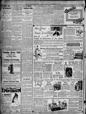 The Des Moines Register from Des Moines, Iowa on September 24, 1916 · Page 4