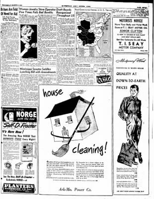 The Courier News from Blytheville, Arkansas on March 10, 1948 · Page 7