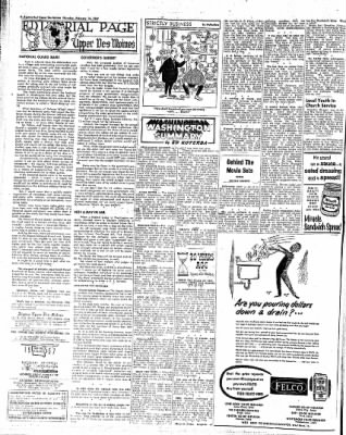 The Algona Upper Des Moines from Algona, Iowa on February 14, 1957 · Page 58