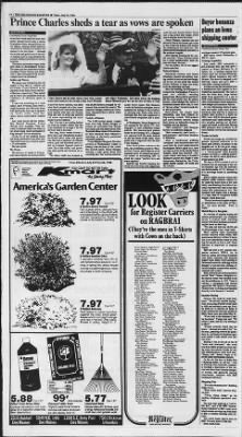 The Des Moines Register from Des Moines, Iowa on July 24, 1986 · Page 6