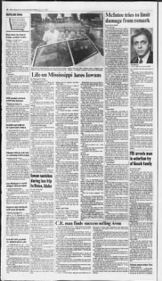 The Des Moines Register from Des Moines, Iowa on August 17, 1986 · Page 13