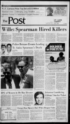 The Palm Beach Post from West Palm Beach, Florida on April 5, 1986 · Page 81