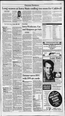 The Des Moines Register from Des Moines, Iowa on November 18, 1991 · Page 11