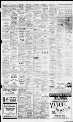 The Palm Beach Post From West Florida On September 20 1974 Page 43