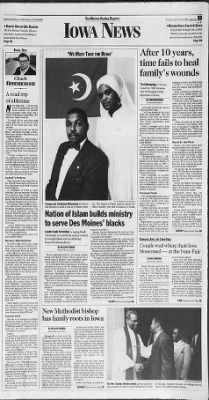 The Des Moines Register from Des Moines, Iowa on August 30, 1992 · Page 13