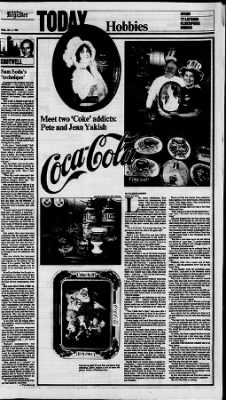 The Des Moines Register from Des Moines, Iowa on October 1, 1984 · Page 21