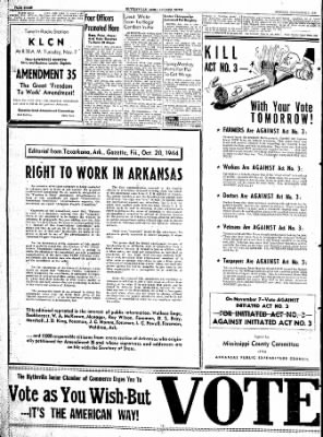 The Courier News from Blytheville, Arkansas on November 6, 1944 · Page 8