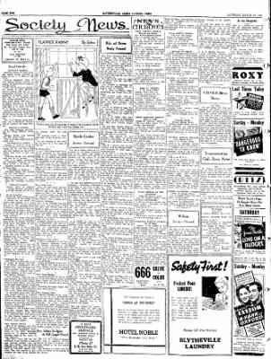 The Courier News from Blytheville, Arkansas on March 19, 1938 · Page 2