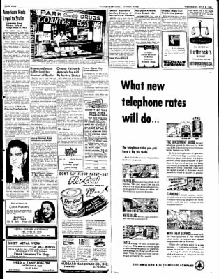 The Courier News from Blytheville, Arkansas on July 6, 1949 · Page 9