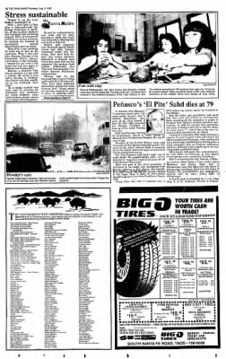 The Taos News from Taos, New Mexico on August 2, 1990 · Page 2