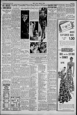 The Palm Beach Post from West Palm Beach, Florida on July 6, 1938 · Page 3