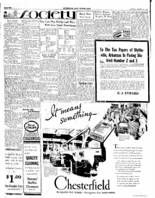 The Courier News from Blytheville, Arkansas on March 12, 1934 · Page 2