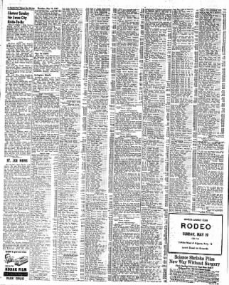 The Algona Upper Des Moines from Algona, Iowa on May 16, 1957 · Page 45